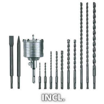 Einhell čekić bušilica set RT-RH 32 Kit-5