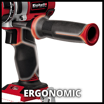 Einhell akumulatorska bušilica Power X-Change TE-CD 18 Li Brushless - Solo-4